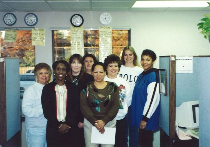 Originally called the Service Center, our National Operations Center (NOC) provides seamless coverage for our employees and clients after hours, on weekends and in emergencies. We're proud to share that some of those employees have been with us since the birth of our Service Center in 1991.